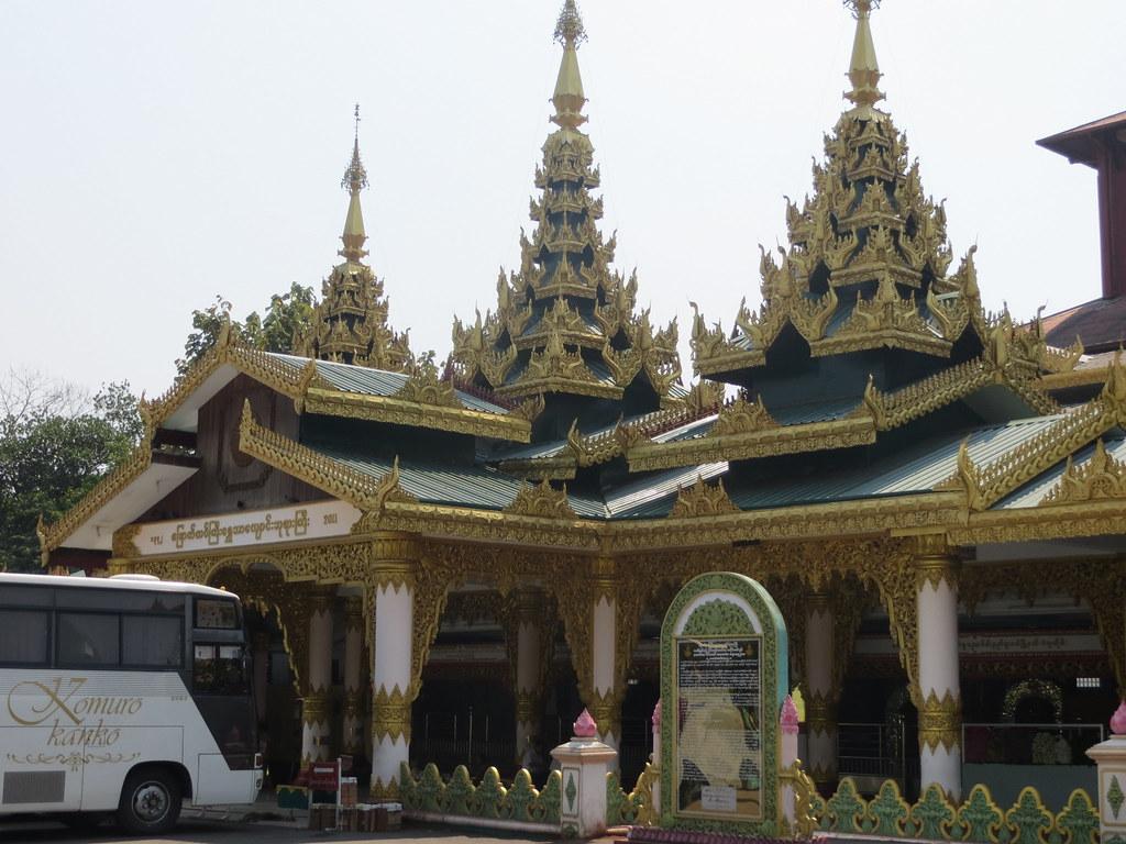 Bangkok ja Yangon 533