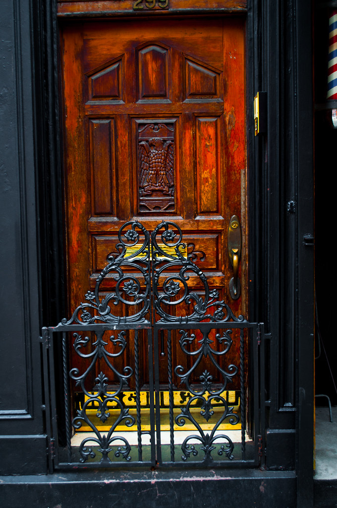 Smith Street Door Front