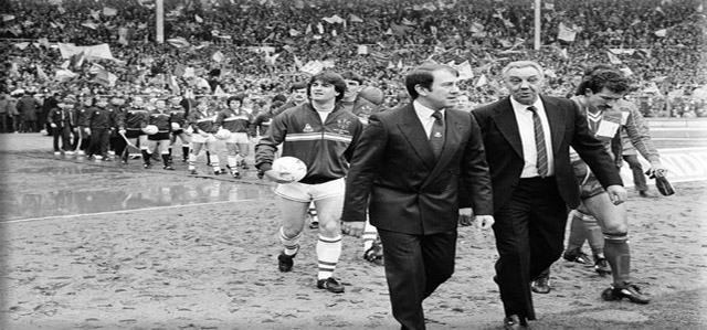 picture of 1984 League Cup Final - Everton v Liverpool
