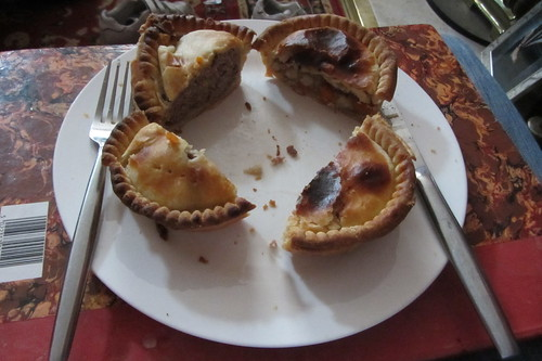 Bowker's Meat and Meat and Potato Pies