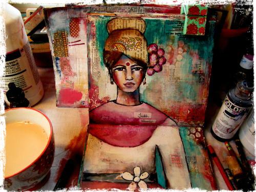 soraya nulliah art journaling magic 2