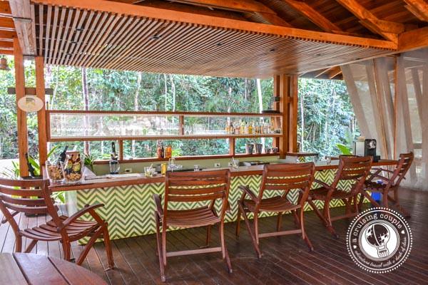 Cristalino Lodge Bar