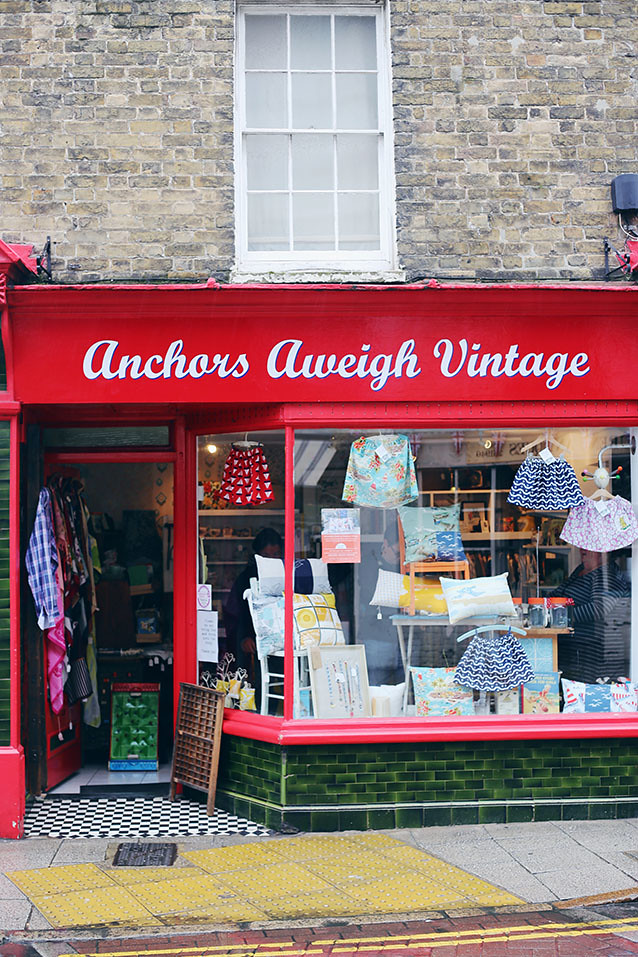 Anchors Aweigh Vintage Whitstable
