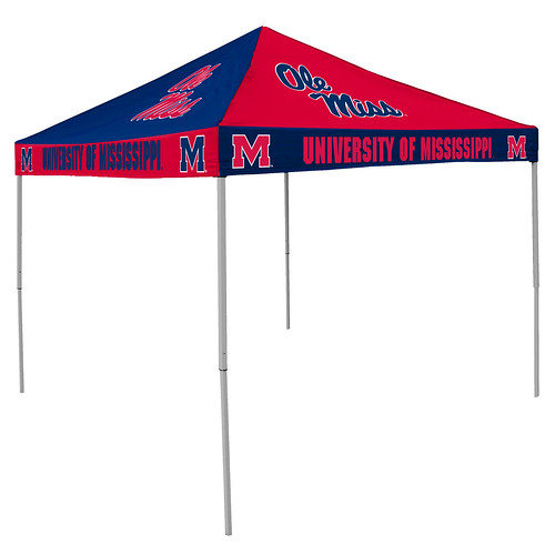 Ole Miss Rebels Checkerboard Tailgating Tent