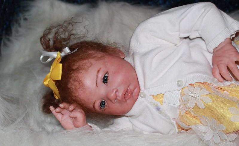 Sweet Pea Babies Nursery Reborn Doll Bautiful Baby Girl