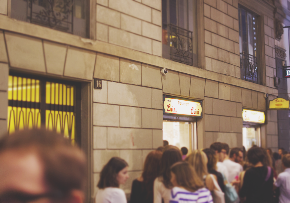 Where To Eat In Milan #1