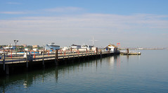Flushing Bay  Queens NY