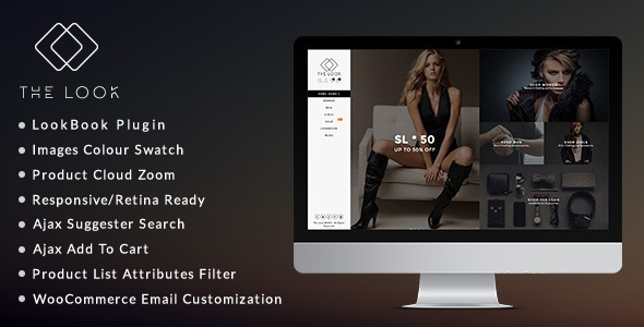 The Look v1.5.9 - Clean, Responsive WooCommerce Theme