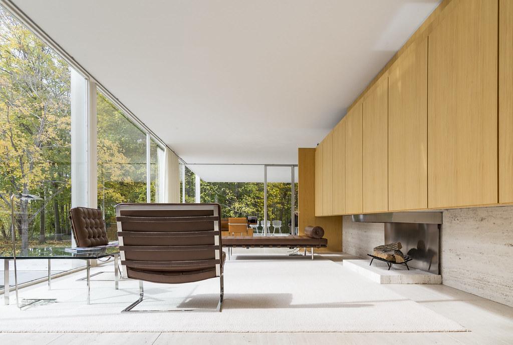 edith farnsworth house plano il ludwig mies van der roh flickr. Black Bedroom Furniture Sets. Home Design Ideas