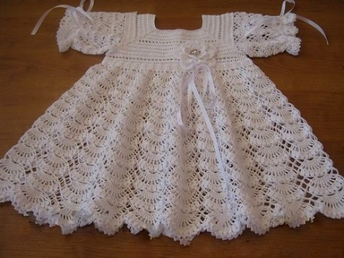 😘💞💞 Beautiful crochet dress I loved this simple and delicate model  step by step