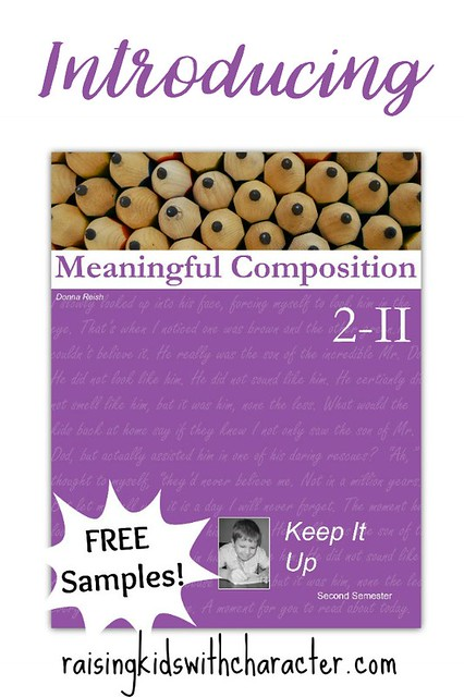Introducing Meaningful Composition 2-II