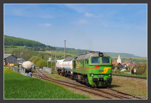 V200 in Südthüringen