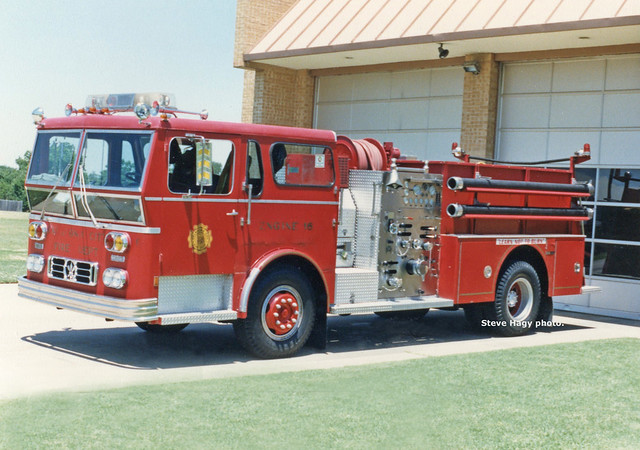 Oklahoma City - Engine 16