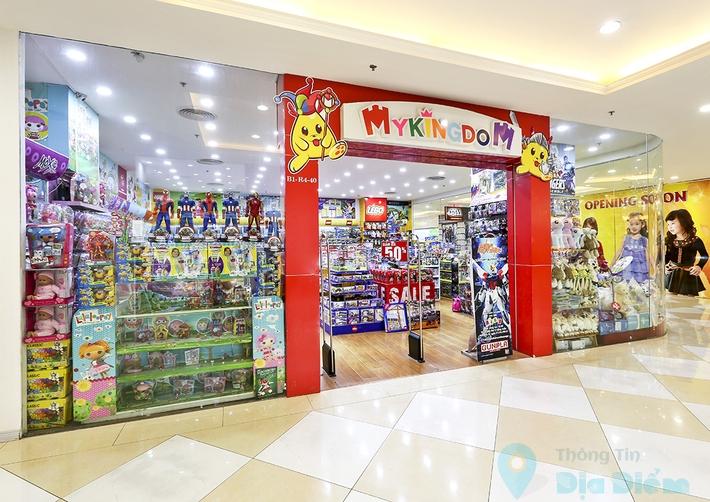 cửa hàng đồ chơi My Kingdom