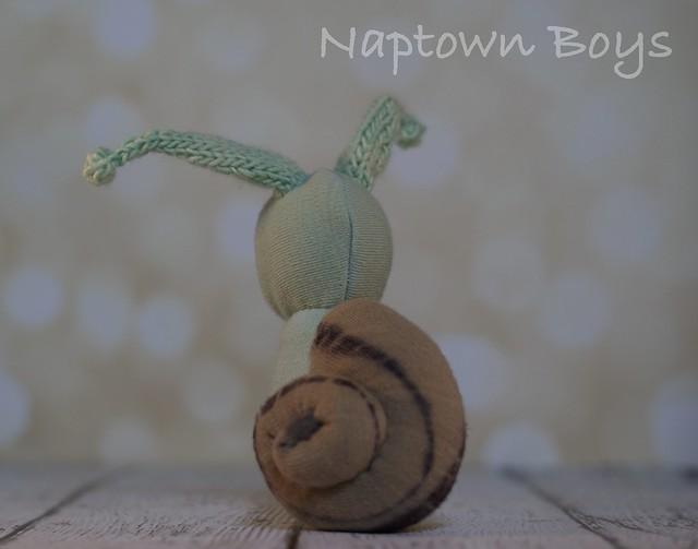 Mint Snail Naplet