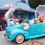 Disney Cars Parade