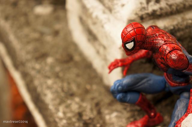 Toybiz Spider-man toy