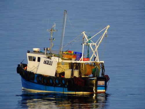 sunrise bay boat fishing tn saturday 98 friendly iona isle trawler prawn burghead