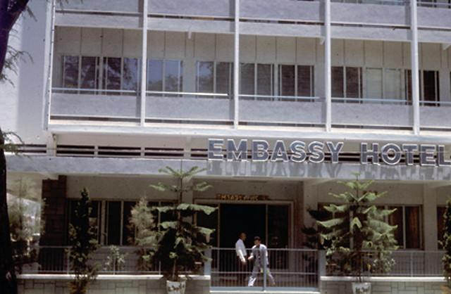 SAIGON 1965 - Embassy Hotel