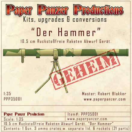 Introduction Paper Panzer Productions 14203074217_6f71035496_o