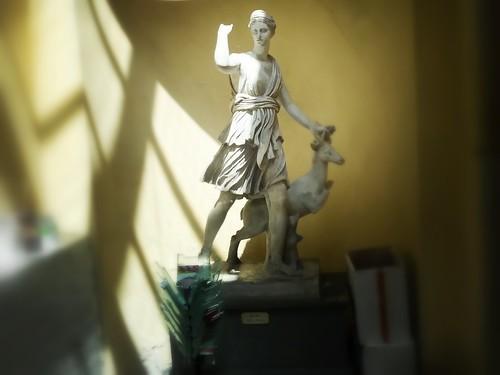 Diana, alla caccia del sole by Ylbert Durishti