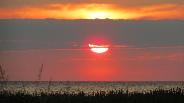 Best Sunsets on Lake Huron