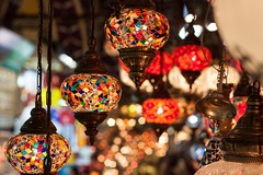 Lampe grand bazar