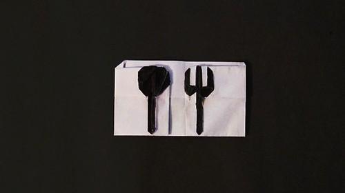 sendok garpu- Liu Leonard