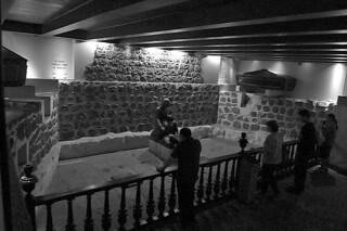 Guadalajara - Catedral crypt