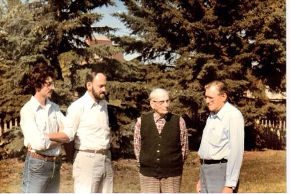 Randall, Reuben, David, John