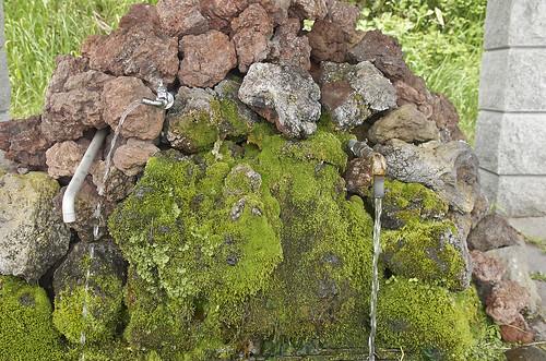【写真】離島めぐり : 麗峰湧水