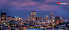 Boston Skyline – A Different View