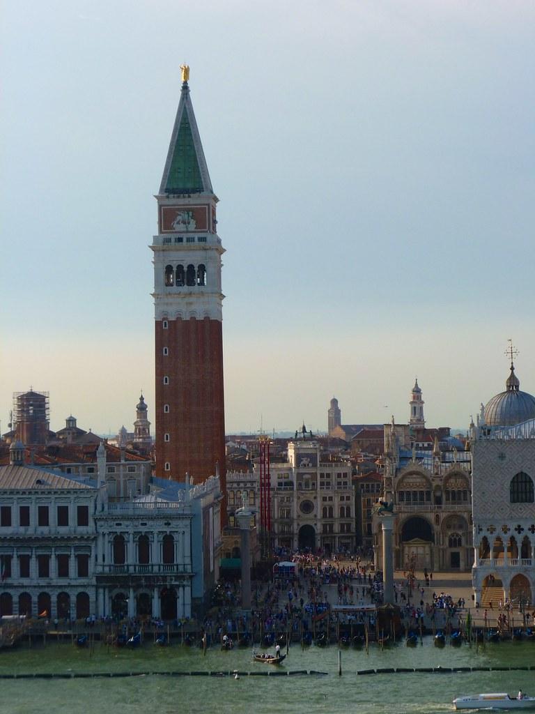 Place San Marco Venise