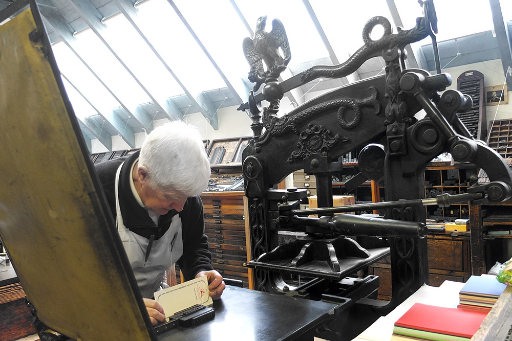 robert smails printing works, innerleithen
