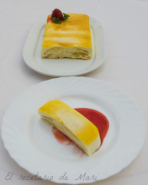 Pastel de limón 1