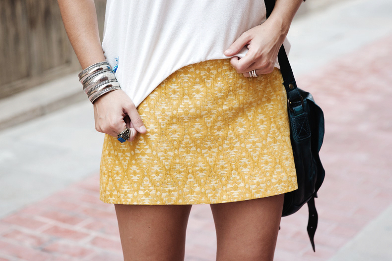Yellow_Skirt-Silver_Wedges-Outfit-Street_Style-3212
