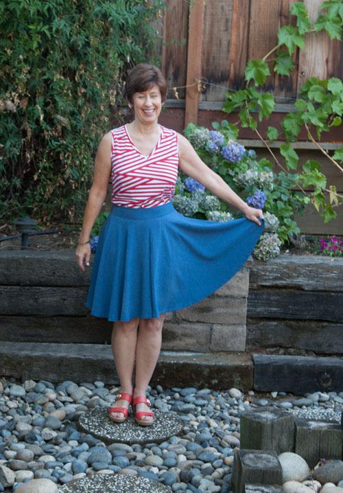 culottes full skirt