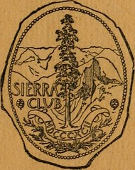 Image of old Sierra Club artifact in Flickr The Commons