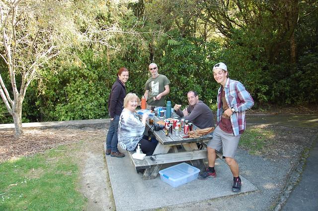 Grupo de Wellington Rover Tour