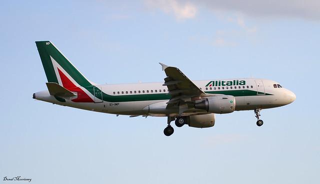 Alitalia A319-100 EI-IMP