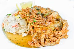 Soft Shell Crab, Insalata Russa