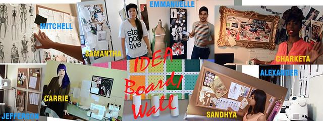 Board-Wall