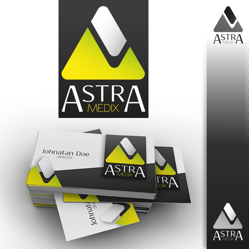 Astra Medix logóterv