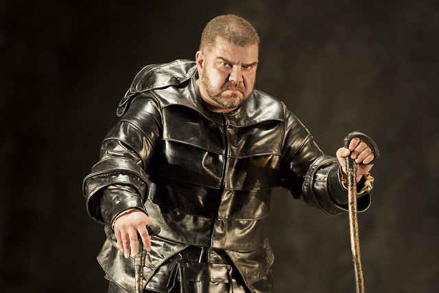 Dimitri Platanias in Rigoletto, The Royal Opera © ROH/Johan Persson, 2012