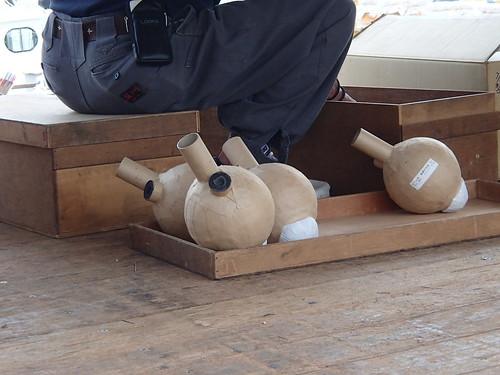 日本的船祭 貴船祭準備中 - naniyuutorimannen - 您说什么!