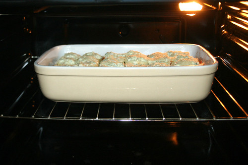 50 - Im Ofen überbacken / Bakein oven