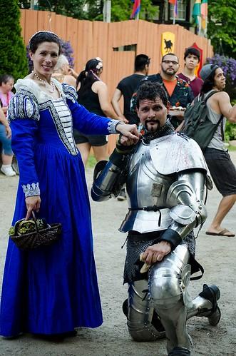 Sir Maxmillian & Duchess of Kennilworth