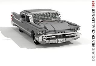 Silver Challenger Club Sedan (1959)