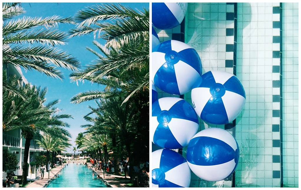 National Hotel Escape Miami beach balls