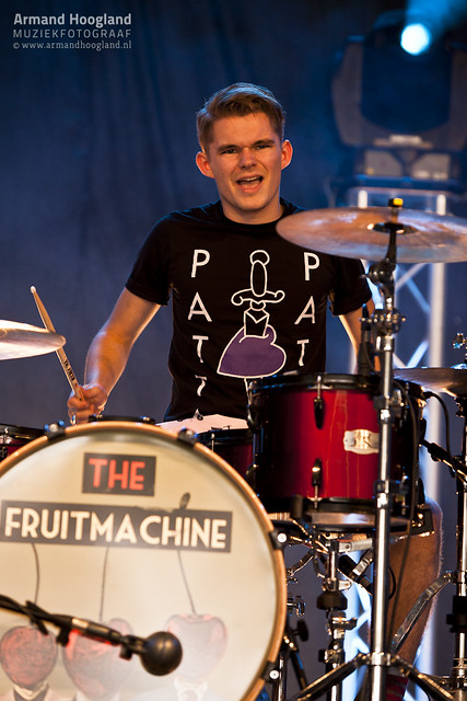 The Fruitmachine @ Dijkpop 2014